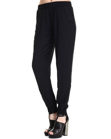 Freestyle - Women Black Monroe Jogger