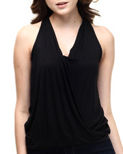Women - Cross-Over Tank Top