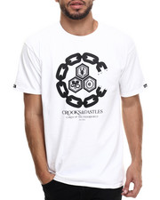 Crooks & Castles - Chain C Underworld T-Shirt