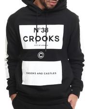 Crooks & Castles - Kelpto Pullover Hoodie