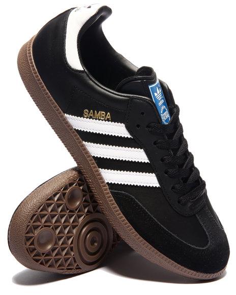 Adidas - Men Black Samba Lo