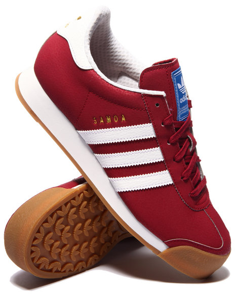 Adidas - Men Red Samoa Lo