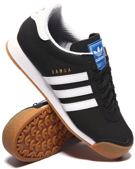 Adidas - Men Black Samoa Lo