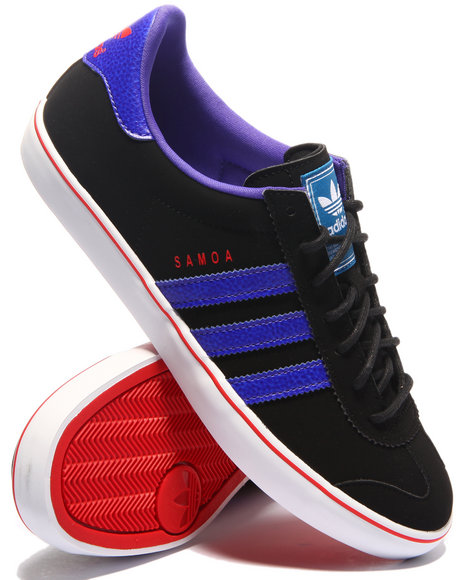 Adidas - Men Black Samoa Vulc - $60.00