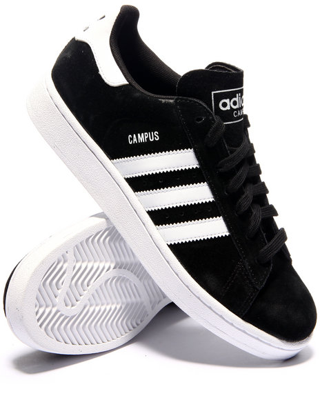 Adidas - Men Black Campus I I