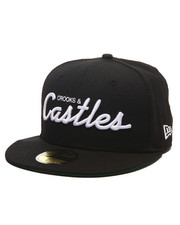 Crooks & Castles - Team Castles Fitted Cap