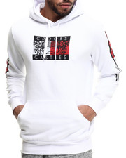 Crooks & Castles - Thomas Crown Pullover Hoodie