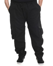 Pants - Nollie Twill Cargo Jogger Pants (B&T)