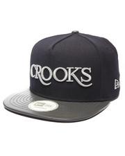 Crooks & Castles - Thuxury Serif Strapback