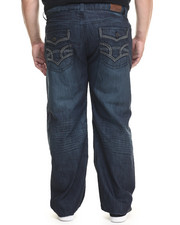 Basic Essentials - Mutli - Stitch Flap - Pocket Denim Jeans (B&T)