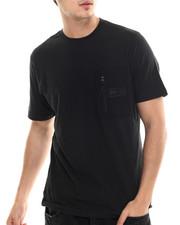 Parish - Neoprene Pocket T-Shirt
