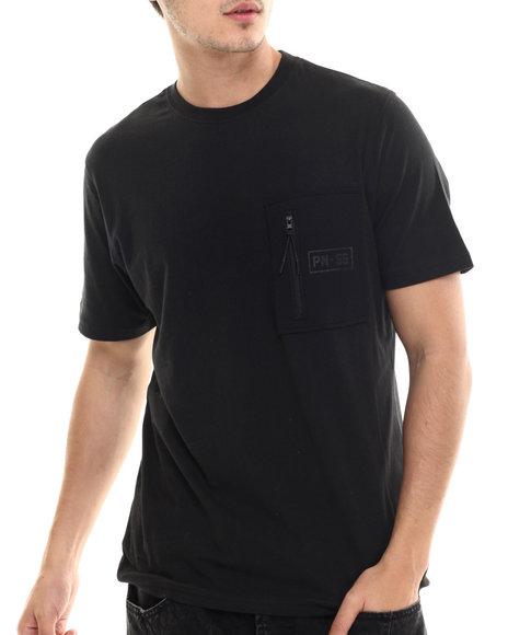 neoprene pocket t shirt