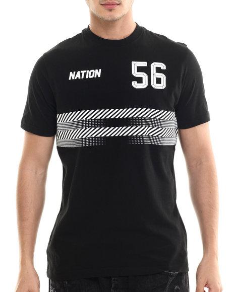 halftone graphic t shirt