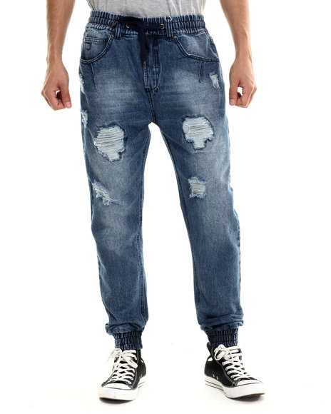Parish Dark Wash Pants