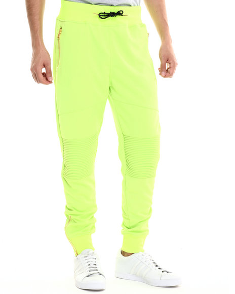 Frost Originals - Men Lime Green Skittles Lux Jogger
