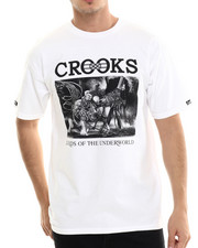 Crooks & Castles - Domination T-Shirt