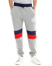 Parish - Striped Sweatpant
