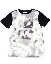 Boys - SUBLIMATION TEE W/ MESH OVERLAY (8-20)