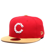 Men - Chain C Fitted Cap