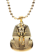 Accessories - 14K Gold Pharaoh Chain