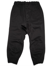 Bottoms - TWILL JOGGERS (4-7)