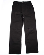 Akademiks - RIP AND REPAIR JEANS W/ BANDANA POCKET (8-20)