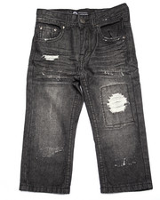 Bottoms - DISTRESSED JEANS (2T-4T)