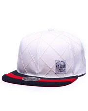 Men - Quilted Nylon Snapback