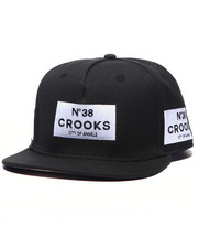 Crooks & Castles - Box 38 Snapback