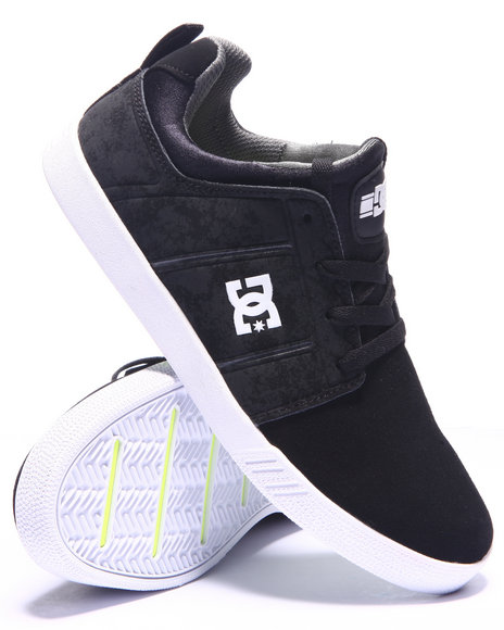 Ur-ID 214444 DC Shoes - Men Black Rd Jag - Dyrdek
