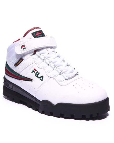 Fila - Men Green F-13 Weather Tech Boot - $62.99