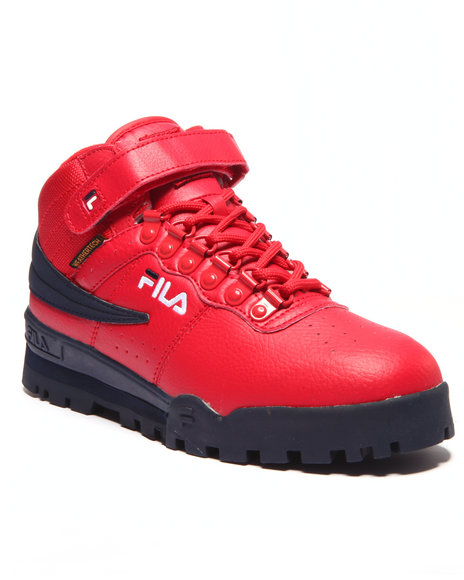 Fila - Men Red F-13 Weather Tech Boot - $60.99