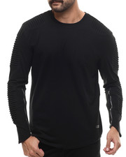 Men - Long Shot Thermo - Knit L/S Tee
