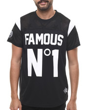 Famous Stars & Straps - No. 1 Mesh Jersey
