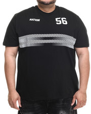 Men - Halftone Graphic T-Shirt (B&T)