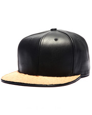 Men - Pradagy Genuine Ostrich Strapback Hat