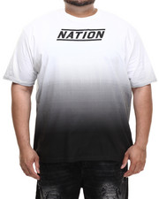 Big & Tall - Graphic Halfton T-Shirt (B&T)