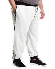 Men - Coated Sweatpant (B&T)