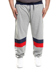Big & Tall - Striped Sweatpant (B&T)