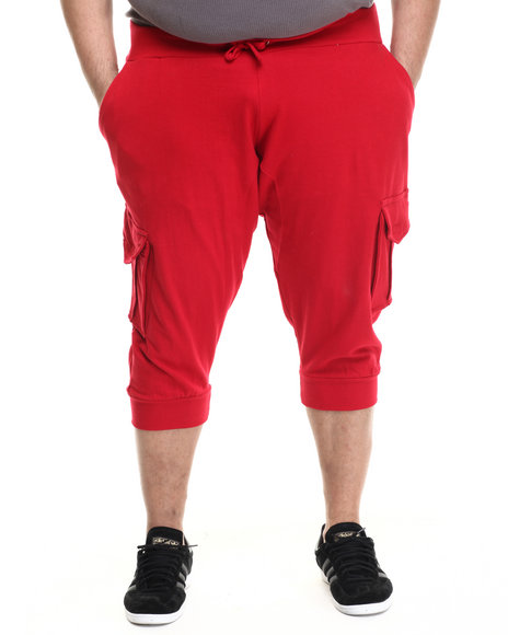 Akademiks Red Shorts