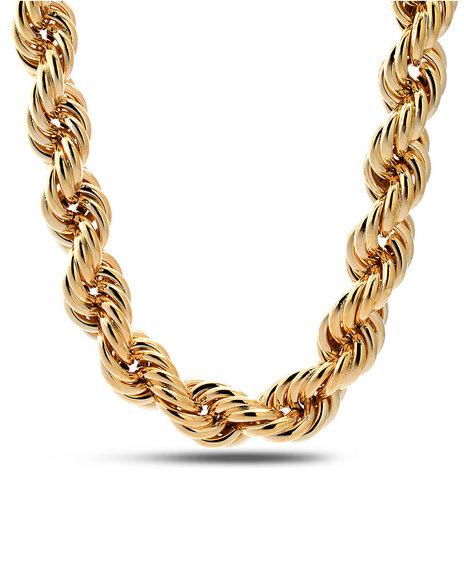 King Ice Men Gold Rope 25Mm/20