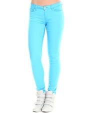 Jeans - Premium Twill Stretch Skinny Jean