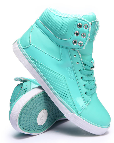 Pastry - Women Turquoise Pop Tart Sweet Crime Sneaker