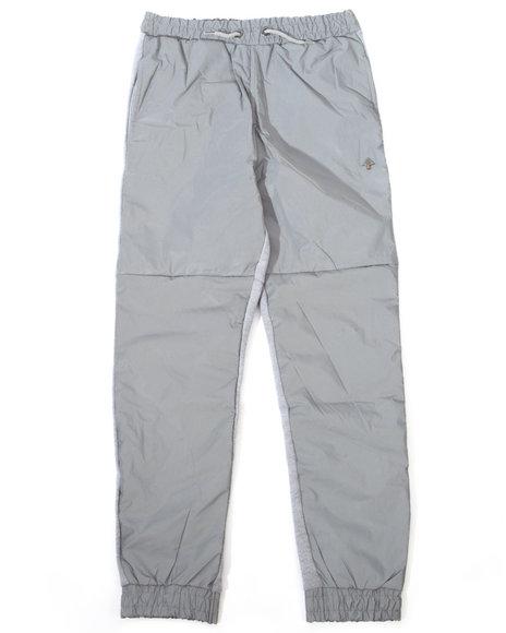 Lrg - Boys Grey Reflective Joggers (8-20)