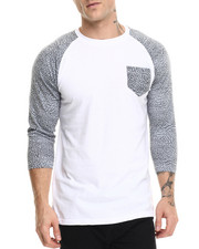 Buyers Picks - Elephant Print Raglan tee