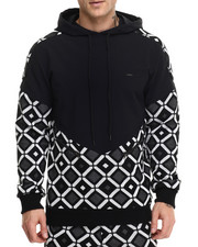 Kite Club - Hexagon Sweater Hoodie