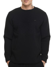 Kite Club - World Tour Neoprene crewneck sweatshirt