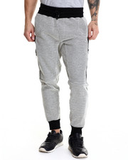 Kite Club - Waffle Knit sweater jogger pants