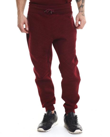 Ur-ID 214582 Kite Club - Men Red World Tour Neoprene Jogger Pants