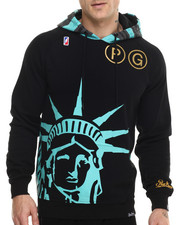 Post Game - Liberty Stats Pullover Hoodie